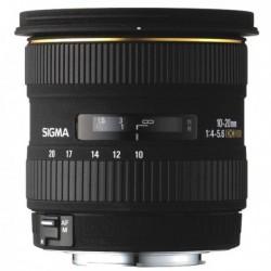 Obiektyw Sigma 10-20 mm F4-5.6 EX DC HSM - Canon