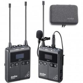 Zobacz większe Bezprzewodowy system mikrofonowy Godox WMicS1 UHF Bezprzewodowy system mikrofonowy Godox WMicS1 UHF Bezprzewodowy system mikrofonowy Godox WMicS1 UHF Bezprzewodowy system mikrofonowy Godox WMicS1 UHF
