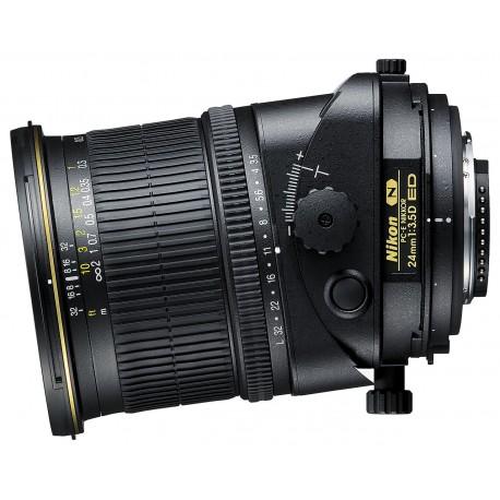 Tilt-Shift PC-E NIKKOR 24mm f/3.5D ED - Wypożyczalnia