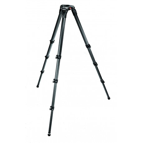 Statyw wideo CF, 4 sekc. 203cm/25kg 75/100mm Manfrotto 536