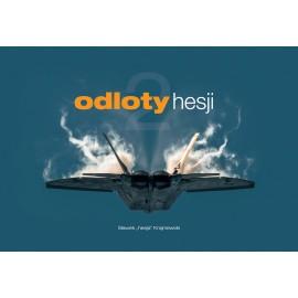 """Album fotografii lotniczej """"ODLOTY HESJI 2"""" - Sławek """"Hesja"""" Krajniewski"""