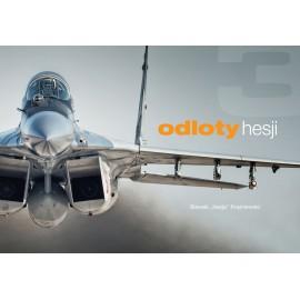 """Album fotografii lotniczej """"ODLOTY HESJI 3"""" - Sławek """"Hesja"""" Krajniewski"""