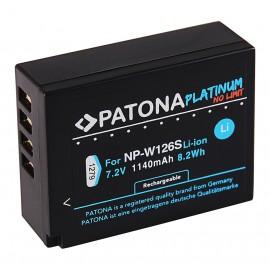 Akumulator NP-W126s PATONA Platinum do Fujifilm