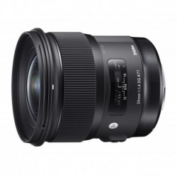 Obiektyw Sigma 24 f/1.4 DG HSM Art Canon + Filtr UV