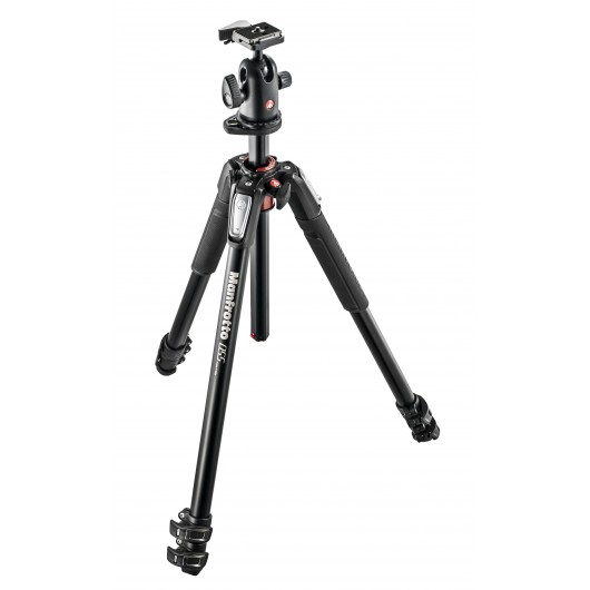Manfrotto Statyw MT055XPRO3 z głowicą MHXPRO-BHQ2