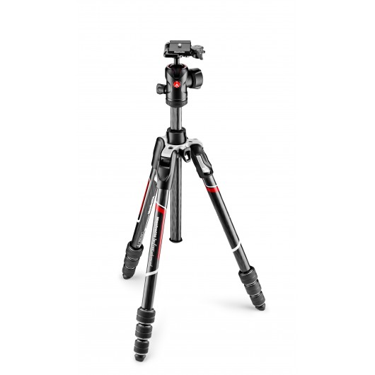 BEFREE Advanced Carbon statyw Manfrotto