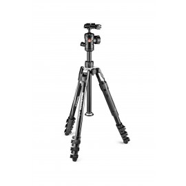 BEFREE 2N1 Lever czarny statyw Manfrotto