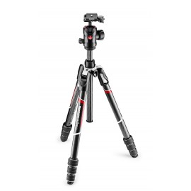BEFREE GT Carbon statyw Manfrotto
