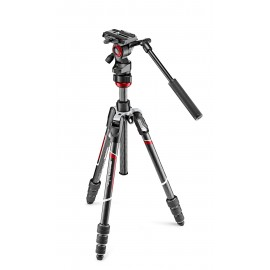 BEFREE Live Twist Carbon statyw Manfrotto