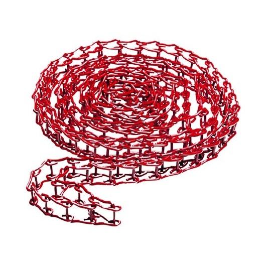Manfrotto Łańcuch metalowy do 046 - czerwony