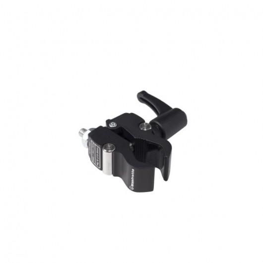 "Manfrotto NANO CLAMP z adapterem 1/4"" - 3/8"""