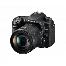 Lustrzanka NIKON D7500 + AF-S DX NIKKOR 16-80 VR + torba Nikon CF-EU11