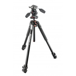 Manfrotto statyw MT190XPRO3 z głowicą MHXPRO-3W