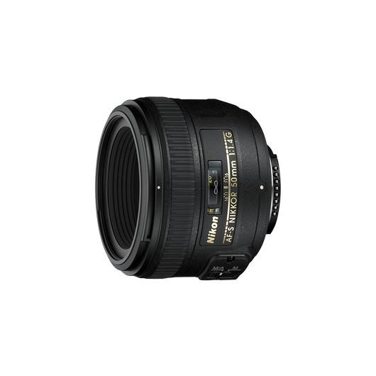 Obiektyw AF-S NIKKOR 50mm f/1.4G