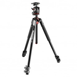 Manfrotto statyw MT190XPRO3 z głowicą MHXPRO-BHQ2