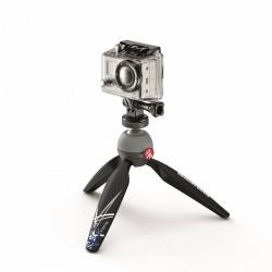 Manfrotto PIXI Xtreme z adapterem GoPro