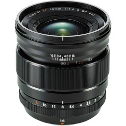 Obiektyw FUJIFILM FUJINON XF 16mm f/1.4 R WR CASHBACK 430zł
