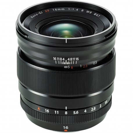 Fuji FUJINON XF 16mmf/1.4 R WR