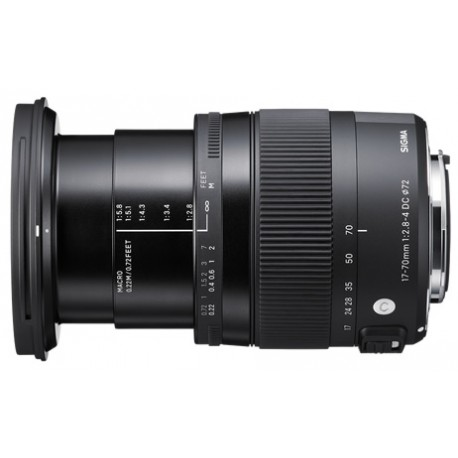 Sigma 17-70 F2.8-4 DC MACRO OS HSM C Canon