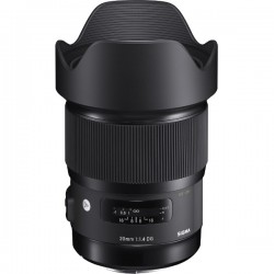 Obiektyw SIGMA 20mm f/1.4 DG HSM ART Canon