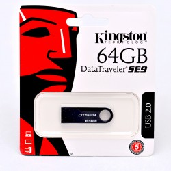 Pamięć USB 64GB Kingston DTSE9