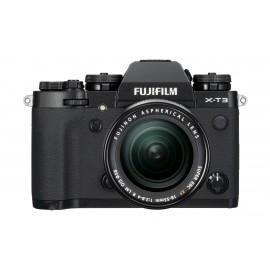 Aparat Fujifilm X-T3 srebrny - body - Wypożyczalnia