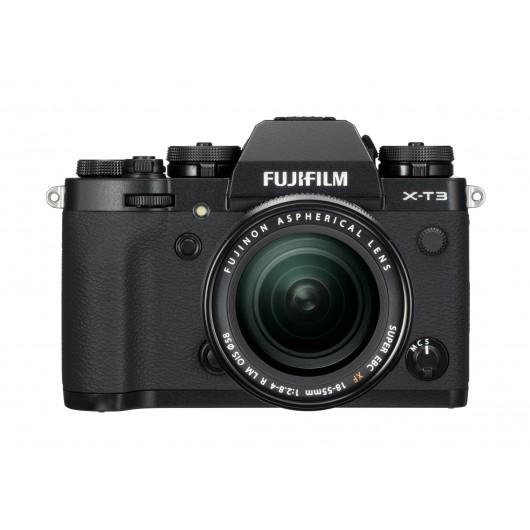 Aparat Fujifilm X-T3 Czarny - Samo BODY