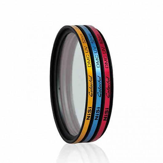 Filtr NiSi Colorful DMC UV