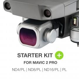 Zestaw filtrów NiSi STARTER kit do DJI Mavic 2 Pro