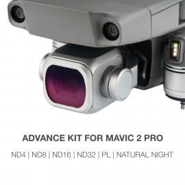 Zestaw filtrów NiSi ADVANCE kit do DJI Mavic 2 Pro