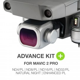 Zestaw filtrów NiSi ADVANCE kit+ do DJI Mavic 2 Pro
