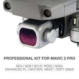 NiSi DJI Mavic 2 Pro Professional kit - Zestaw Filtrów