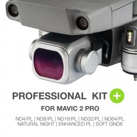 NiSi DJI Mavic 2 Pro Professional kit '+' - Zestaw Filtrów
