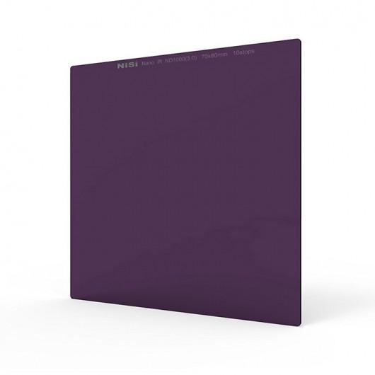 Filtr NiSi nano IR ND1000 (3.0) 70x80mm