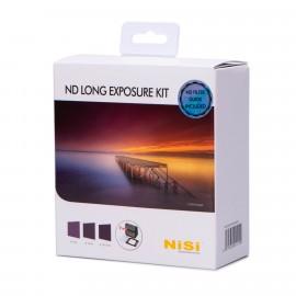Zestaw Filtrów NiSi ND LONG EXPOSURE kit 100mm – długa ekspozycja