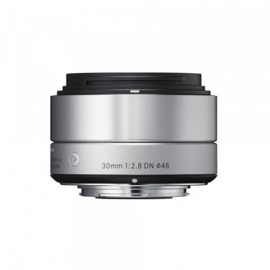 Sigma obiektyw digital A 30/2.8 DN micro 4/3 (MFT) srebrny
