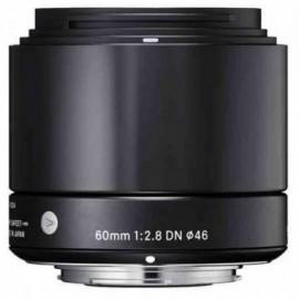 Sigma obiektyw digital A 60/2.8 DN micro 4/3 (MFT) czarny