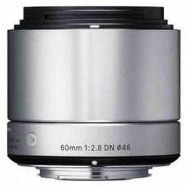 Sigma obiektyw digital A 60/2.8 DN Sony-E (SE) srebrny