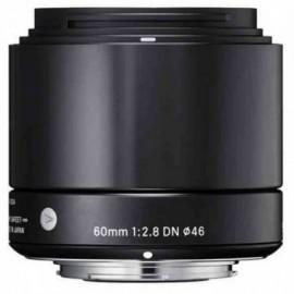 Sigma obiektyw digital A 60/2.8 DN Sony-E (SE) czarny