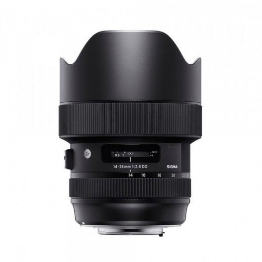 SIGMA Obiektyw A 14-24/2.8 DG HSM Nikon