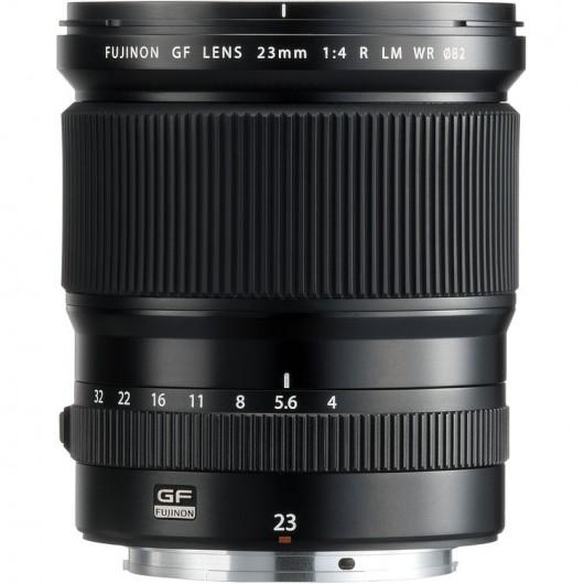 Obiektyw FUJINON GF23mm F4 R LM WR