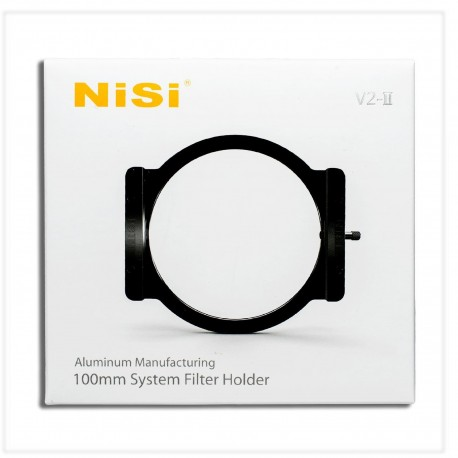 Uchwyt - Holder NISI 100mm V2-II do filtrów systemu 100mm