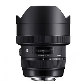 "Obiektyw Sigma A 12-24/4 DG HSM Nikon + Tenba Tools Wrap 12"" Black - GRATIS"