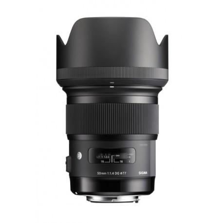 Obiektyw SIGMA ART 50mm F/1.4 DG HSM