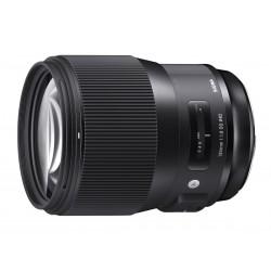 "Obiektyw SIGMA 135mm F/1.8 DG HSM ART Sony E + Filtr UV NiSi + Tenba Tools Wrap 16"" Black - GRATIS"