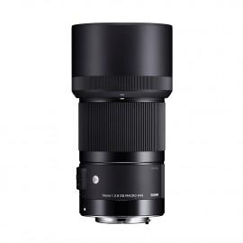 "Obiektyw Sigma 70/2.8 DG ART MACRO Canon EF + Filtr UV NiSi + Tenba Tools Wrap 12"" Black - GRATIS"