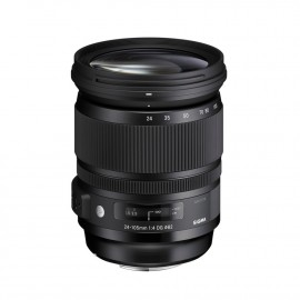 "Obiektyw SIGMA 24-105/4 A DG OS HSM Nikon F + Filtr UV NiSi + Tenba Tools Wrap 12"" Black - GRATIS"