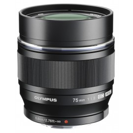 Obiektyw Olympus M.ZUIKO DIGITAL ED 75mm f/1.8 czarny - Marcowy rabat na jasne obiektywy stałoogniskowe