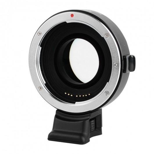Viltrox EF-E II adapter bagnetowy Canon EF - Sony E - Autofocus - 0,71x Speed-Booster