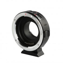 Viltrox EF-M1 adapter bagnetowy Canon EF, EF-S - Micro 4/3 - Autofocus
